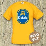 Turtles Model 4, Chelonia 1, Sold Out, Yellow shirt